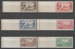 GUYANE:  N°137/142 ** (+30%) BdF       - Cote 78€ - - Guyane Française (1886-1949)