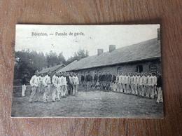Beverloo Parade De Garde - Guerre 1914-18