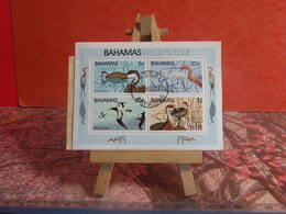 Bloc Bahamas, Wildlife Issue - 1982 - Bahamas (1973-...)