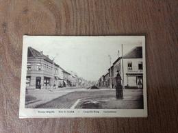 Bourg Léopold Rue Du Centre - Guerre 1914-18