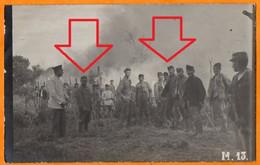 GUERRE A L'EST - SOLDATS AUTRICHIENS EN RUSSIE - PIONNIERS Du WURTEMBERG, BATAILLON N°326  -  HOLOBY  1916 - Weltkrieg 1914-18
