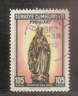 TURQUIE OBLITERE - Turquie