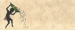 """2012 """" BIGLIETTO AUGURALE - ANNI '20/'30 """" BIGLIETTO ILL. ORIG. - Vieux Papiers"""