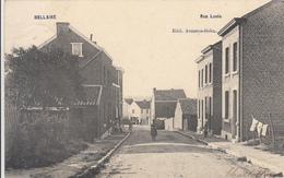 Bellaire - Rue Louis (animée, Edit. Aussens-Bohn, 1908) - Beyne-Heusay