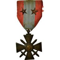 France, Théâtre D'Opérations Extérieures, Médaille, Très Bon état - Army & War