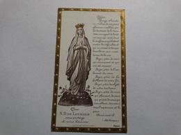 Invocations à N-D De Lourdes . - Godsdienst & Esoterisme