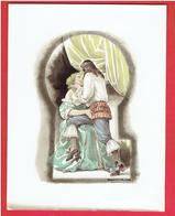 GRAVURE EROTIQUE DE DERAMBURE 1949 ILLUSTRATION REHAUSSEE - Estampes & Gravures