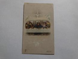 Souvenir De La Communion Solennelle De Robert Et Odette Collart Le 16 Juin 1957 à Matagne-la-Petite (Namur). - Godsdienst & Esoterisme