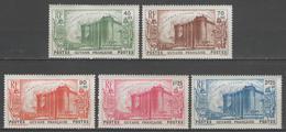 GUYANE:  N°152/156 *       - Cote 77€ - - Guyane Française (1886-1949)