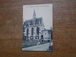 """Champigny-sur-veude , La Sainte Chapelle """""""" Carte Animée """""""" - Champigny-sur-Veude"""