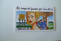 EN976 - GINI LOUSTAL  - 06/95 - AVEC SON CARTON - Francia