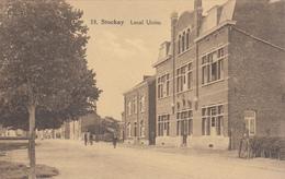 Stockay - Local Union (animée, Edit. Cuivers-Lemye, 1935) - Saint-Georges-sur-Meuse