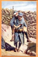 LIP429, Schweiz, Switzerland, Illustrations Suisses Artistiques Lausanne, ISAL 153, Soldat, Militaire, Non Circulée - Militaria