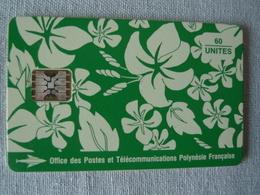 PF18b - MOTIF PAREO - 50 SC5 - Polynésie Française