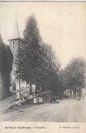 St Remy Argenteau - L'Eglise (animée, D. Hendrix, 1909) - Blegny