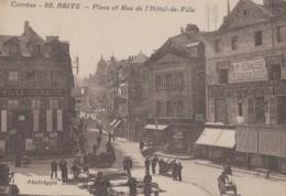 Brive La Gaillarde 19 - Place Et Rue De L'Hôtel De Ville - N° 89 - Brive La Gaillarde