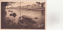 CPA - 56 - LIBOURNE  ( Gironde ) Les Bords Et Les Quais De L'isle - Libourne