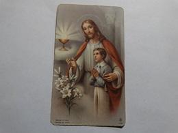 Souvenir De La Communion Solennelle De Marcel Sablon Le 21 Mai 1961 à Romerée (Namur). - Godsdienst & Esoterisme