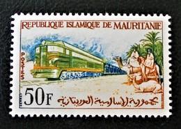 TRAIN MINIER 1962 - NEUF ** - YT 161 - MI 196 - Mauritania (1960-...)