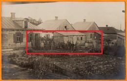 GUERRE A L'EST - HIRTER DER POLNISCHEN SCHULE - PIONNIERS Du WURTEMBERG, BATAILLON N°326  -  HOLOBY  1916 - Weltkrieg 1914-18