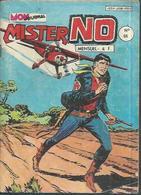 MISTER NO   N° 66  -  MON JOURNAL  1981 - Mister No