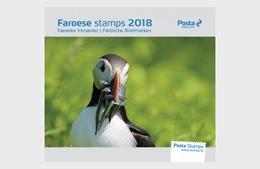 Faeroër / Faroes - Postfris / MNH - Complete Jaarboek 2018 - Féroé (Iles)