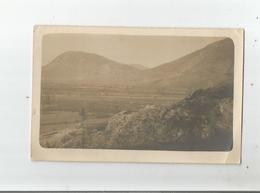 LA KORITZA REGION (ALBANIE) CARTE PHOTO ARMEE D'ORIENT 1917 - Albanie