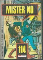 MISTER NO   N° 114  -  MON JOURNAL  1985 - Mister No