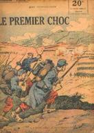 « Le Premier Choc » PETITHUGUENIN, J. - Collection PATRIE - Paris 1917 - 1914-18