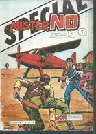 MISTER NO Spécial  N° 3  -  MON JOURNAL  1987 - Mister No