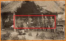 GUERRE A L'EST - NOMS DES OFFICIERS AU REVERS DE LA CARTE - PIONNIERS Du WURTEMBERG, BATAILLON N°326 - HOLOBY Juin 1916 - Weltkrieg 1914-18