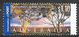 2002 $1.10 Coonawarra, Used - 2000-09 Elizabeth II