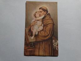 Prière De Saint Antoine De Padoue - Godsdienst & Esoterisme