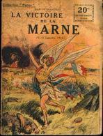 « La Victoire De La MARNE » PETITHUGUENIN, J. - Collection PATRIE - Paris 1919 - 1914-18