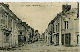 53 - TORCE EN CHARNIE - Rte De Ste Suzanne - Sonstige Gemeinden