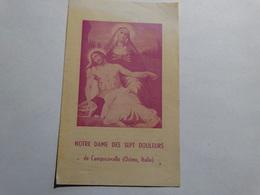 Notre-Dame Des Sept Douleurs -prions Pour Le Clergé. - Godsdienst & Esoterisme
