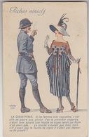 """PECHES VENIELS """" La Coquetterie """" - Weltkrieg 1914-18"""