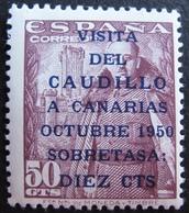 R1703/675 - 1950 - ESPAGNE - N°985 NEUF** (MICHEL) - Cote : 70,00 € - 1931-50 Neufs