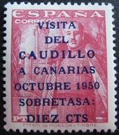 R1703/676 - 1950 - ESPAGNE - N°986 NEUF** (MICHEL) - Cote : 70,00 € - 1931-50 Neufs