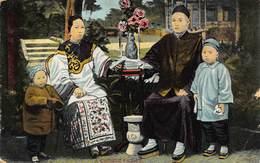 Chinese Family - Chine (Hong Kong)