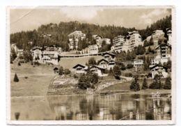 B9678 SUISSE SWITZERLAND - GRISONS GRIGIONI - AROSA - DORF BLICK VOM UNTERSEE 1957 - GR Grisons
