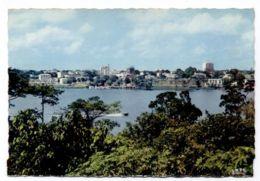 B9681 COTE D'IVOIRE / IVORY COAST - ABIDJAN - PANORAMA SUR LA VILLE E LA ALGUNE VUS DE COCODI - Costa D'Avorio