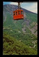B9701 FUNIVIA TELEFERICA TÉLÉPHERIQUE CABLE CAR NIKKO AKECHI-DAIRA ROPEWAY JAPAN - Cartoline