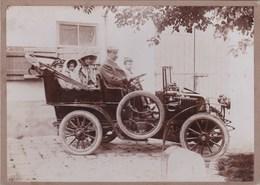 Photo Ancienne  Automobile A Identifier Tacot  PRIX FIXE - Automobiles