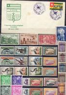 AFRIQUE  ! LETTRE 1er JOUR Et Timbres Anciens NEUFS Du NIGER Depuis 1960 ! - Niger (1960-...)