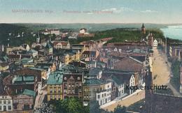 AK Marienburg, Panorama Vom Marienberg - Westpreussen