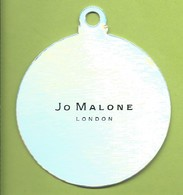 JO MALONE , CHRISTMAS * - Perfume Cards