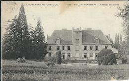 Puy De Dome : Billom_Bongheat, Chateau Des Salles - Francia
