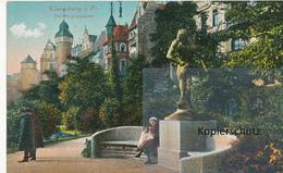 AK Königsberg, Der Bogenspanner - Ostpreussen