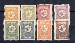 Arabie/Nedjed YT N° 70/77 Neufs *. B/TB. A Saisir! - Arabie Saoudite